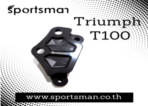 ขาจับTRIUMPH T100 40 mm P4 (ORIGINAL) Sportsman